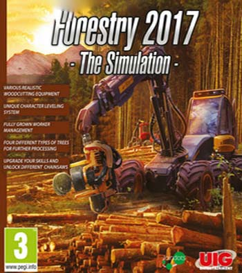 Forestry 2017 Simulation Download for PC