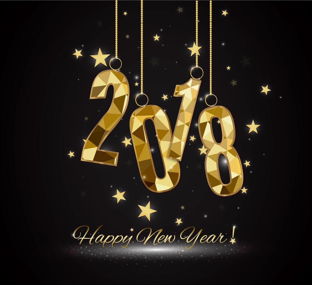 Kumpulan gambar dan ucapan selamat tahun baru 2018