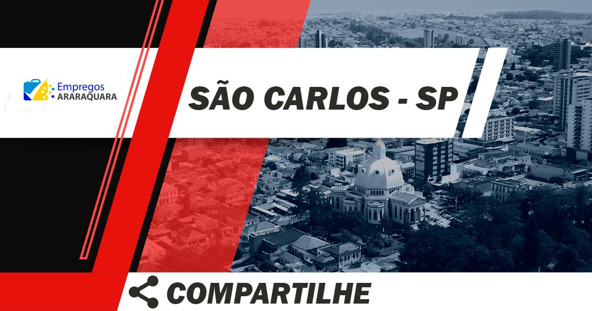 Consultora de Atendimento / São Carlos / Cód.5748