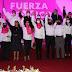 Rindió protesta el comité directivo estatal del Partido Fuerza por México