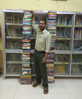Book Donation Drive a Huge Success