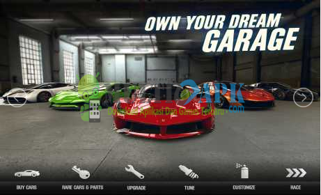 Game CSR Racing 2 Terbaru Versi 1.11.3 Apk+Data Mod Android