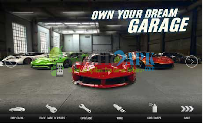 Game CSR Racing 2 Terbaru Versi 1.4.5 Apk+Data Mod Android