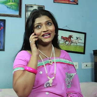 B grade actress Shashi aunty latest hot short film Navel Queens