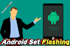 All android set flashing | Why flashing in phone