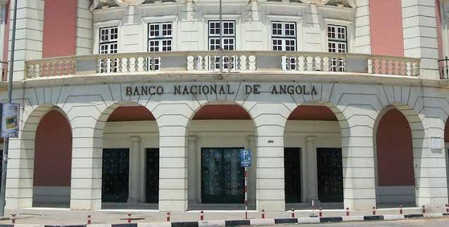 BNA - Bano nacional de Angola