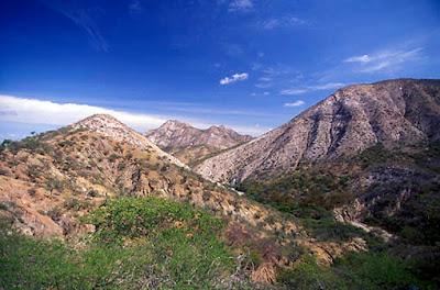 Cerro saroche Estado lara