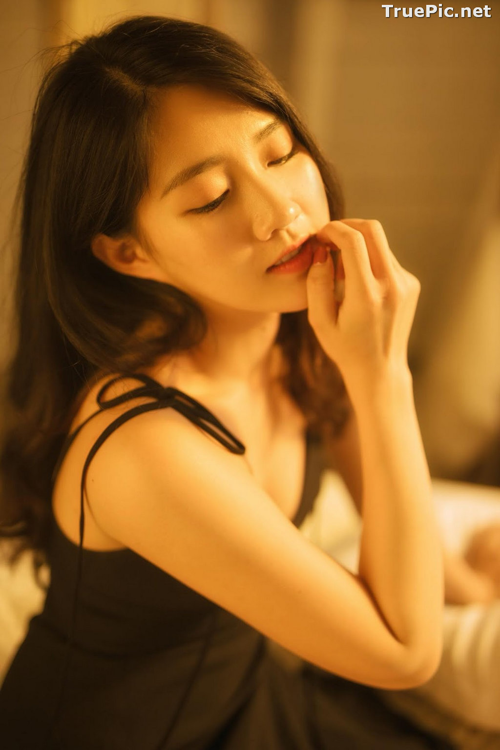 Image Vietnamese Hot Girl - Nguyen Hoang Kieu Trinh - My Black Angel - TruePic.net - Picture-10