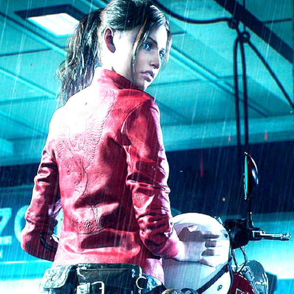 Claire Redfield RE 2 Remake Wallpaper Engine