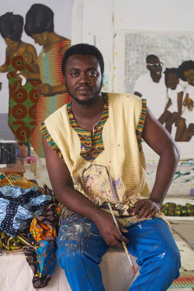 Gallery 1957 to exhibit Ghanaian artist Cornelius Annor's 'Family Affair' from January 27 - February 28