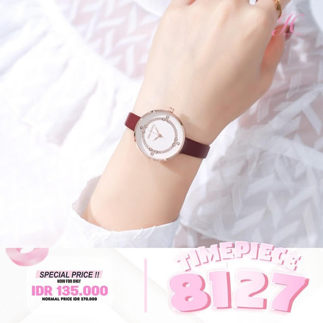 JIMS HONEY TIMEPIECE 8127