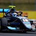 FIA Fórmula 3: Giorgio Carrera completó el fin de semana en Hungría
