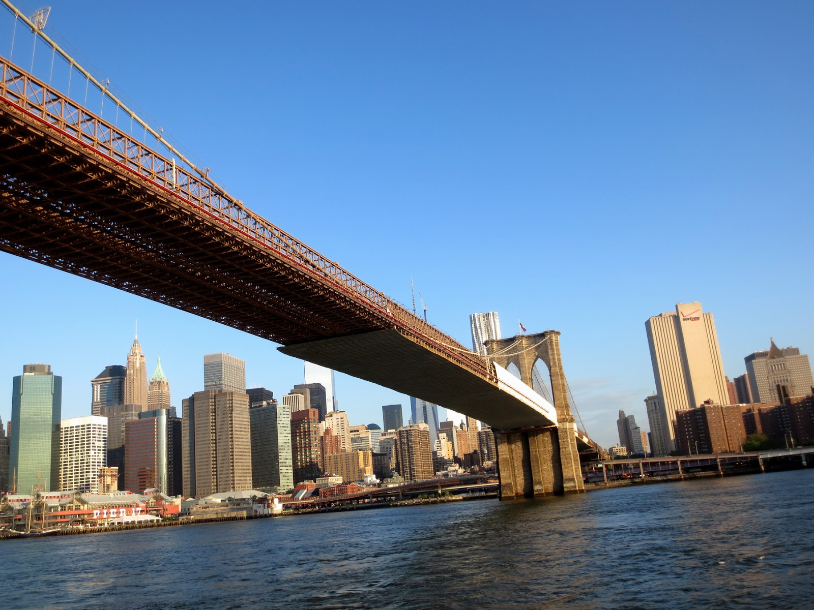 Big Apple Secrets: The East River Ferry