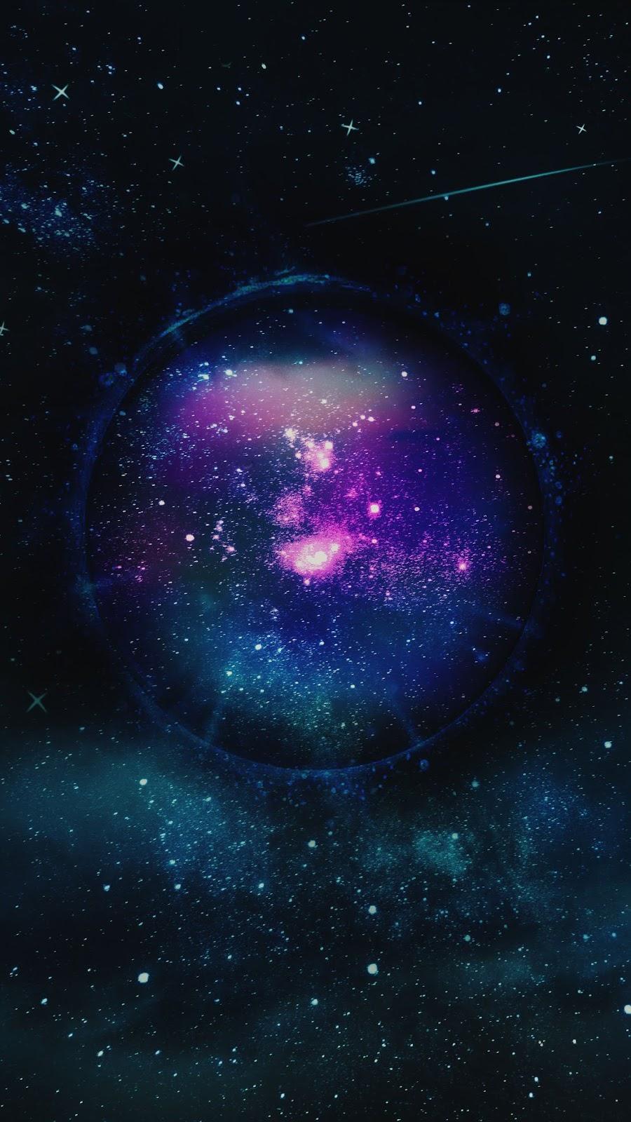 Cánh cửa tới dãy ngân hà