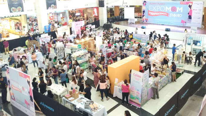 Mommy Mundo Expo Mom 2018 at Abreeza Ayala Mall, Davao City