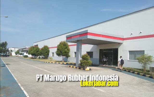 Lowongan Kerja PT Marugo Rubber Indonesia