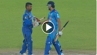 India vs Afghanistan 9th Match Asia Cup 2014 Highlights