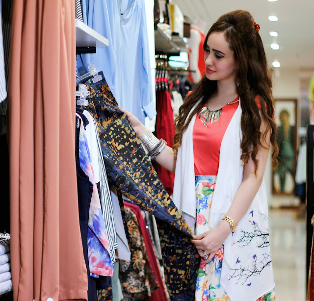 Femina FLAUNT,Shoppers Stop Spring Summer Collection 2016