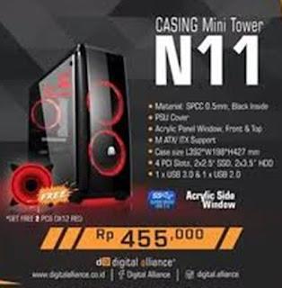 Casing PC Digital alliance N11