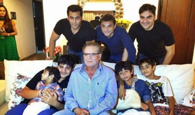अपने घर पर ऐसे काम भी करते हैं बॉलीवुड के सुल्तान सलमान खान, देखिए तस्वीरें