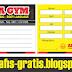 Desain Grafis Kartu Member fitness format CDR - Gratis Download