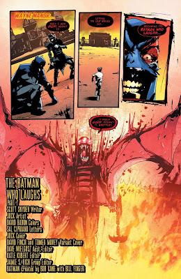 Reseña de El Batman que Ríe, de James Tynion IV y Scott Snyder, ECC Ediciones.