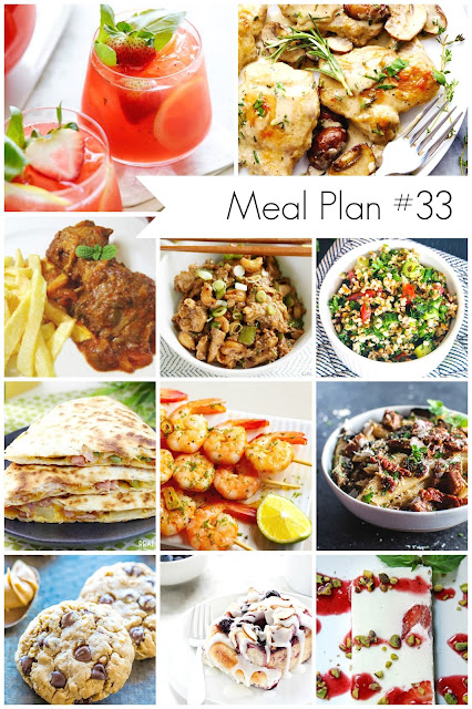 Ioanna's Notebook - Meal Plan