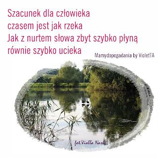 Rzeka  szacunku