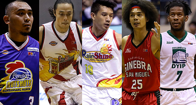 2019 PBA All-Star Game, Dunk Contest, Three-point and Skills Participants (Complete List)