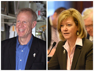 Gov. Bruce Rauner has defeated his pro-life challenger, state Rep. Jeanne Ives