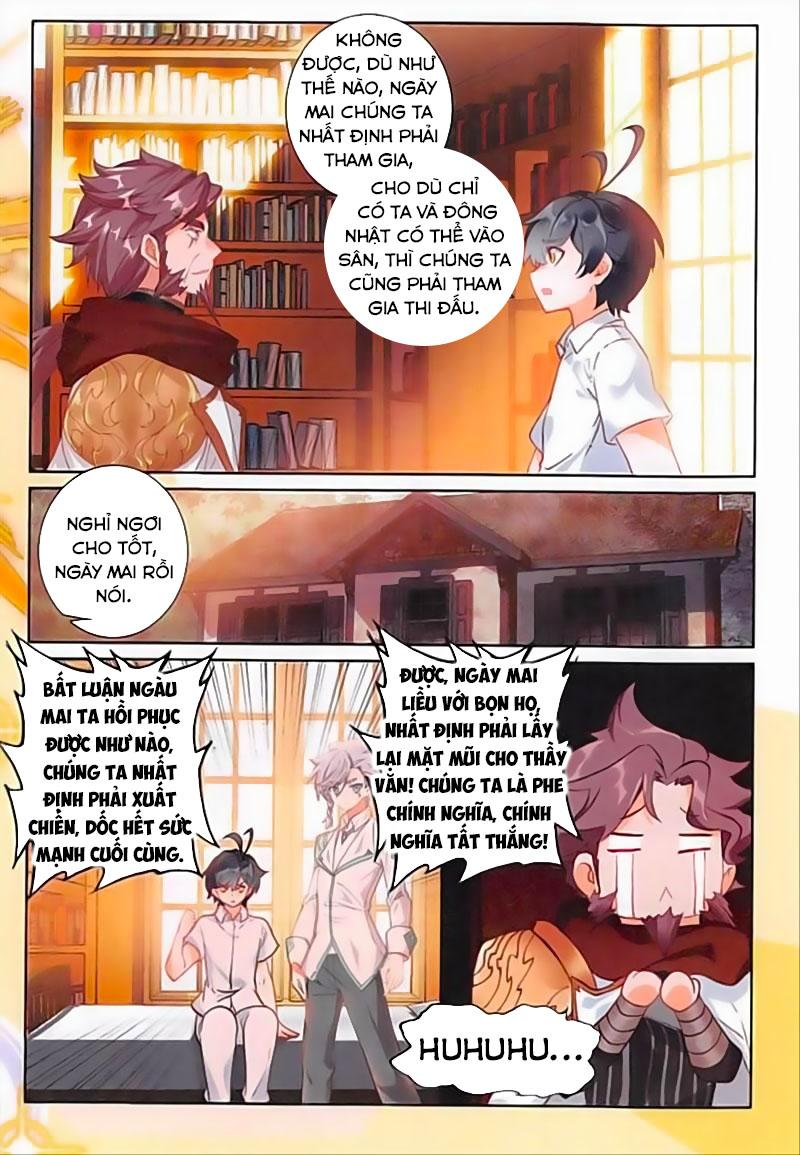 Quang Chi Tử Chapter 37 - upload bởi truyentranhaudio