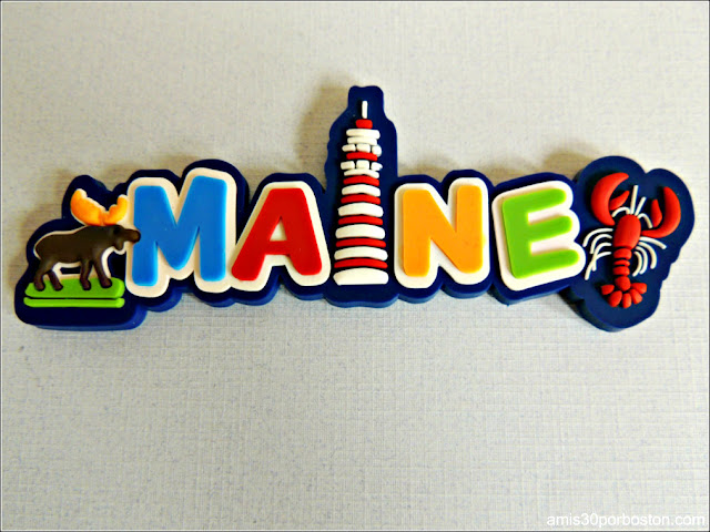 Imán de Maine