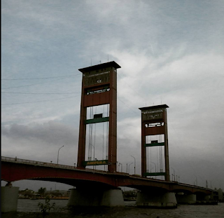 Jembatang Ampera Palembang