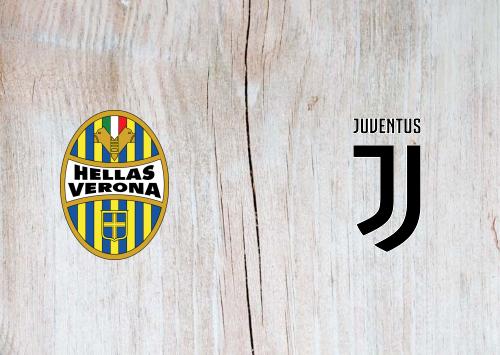 Hellas Verona vs Juventus -Highlights 8 February 2020