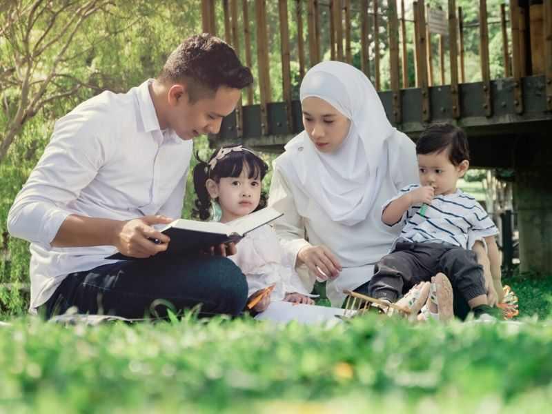 doa untuk kebahagiaan rumah tangga dan keturunan