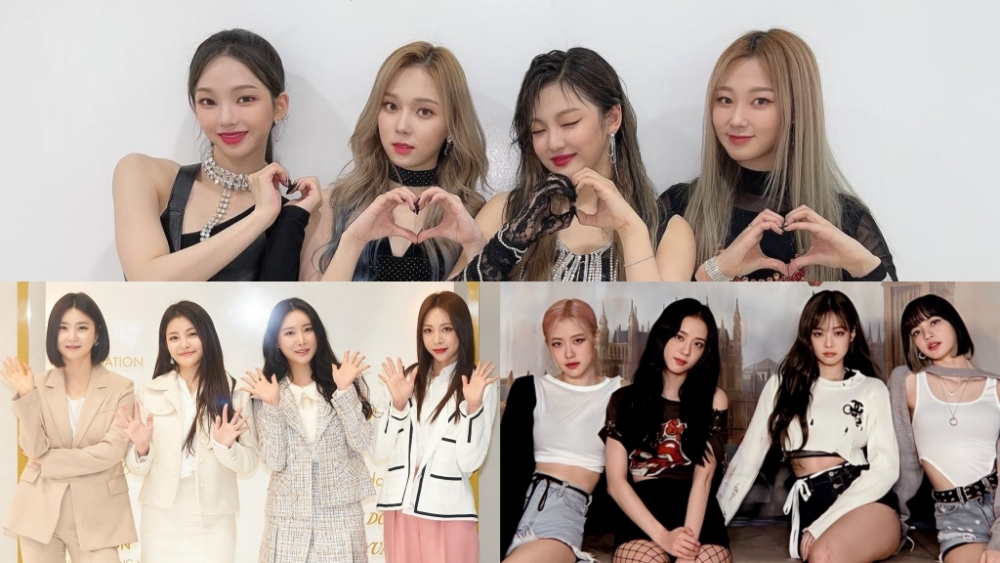 This is The Ranking of K-Pop Girl Groups Brand Reputation in July 2021