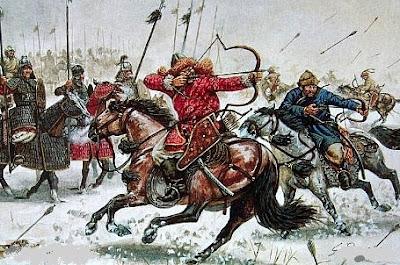 Penaklukan Mongol (1206-1368)