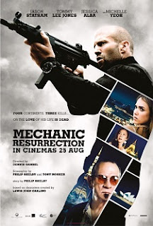 Download FIlm Mechanic Resurrection (2016) HDRip 720p Subtitle Indonesia