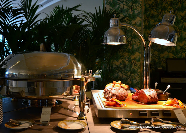 Roast Beef at Palazzo Versace Dubai