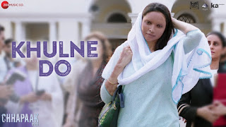 Khulne Do Lyrics - Arijit Singh