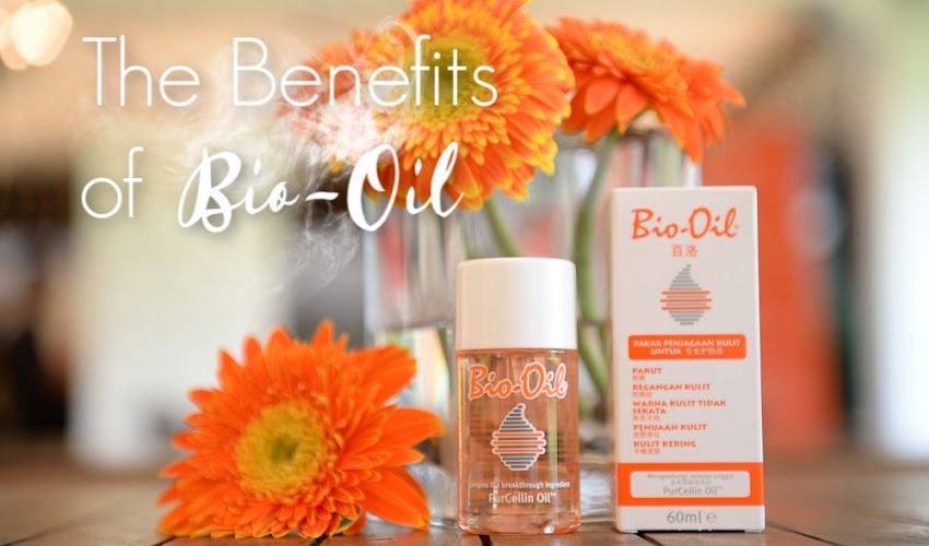 The Benefits of Bio-Oil