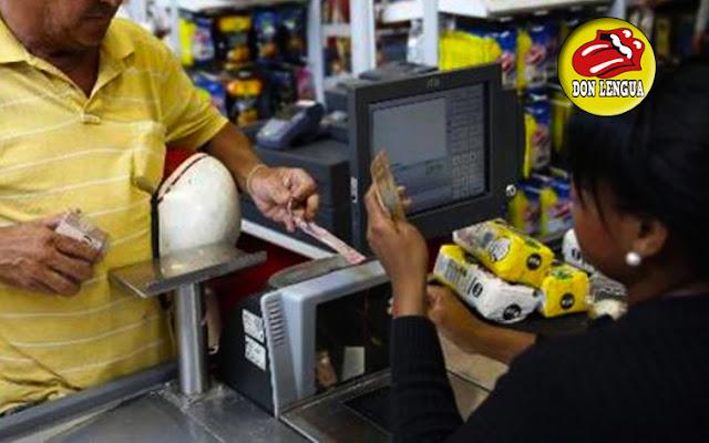 Sistemas de facturación y máquinas de cobro ya no admiten más números por la hiperinflación