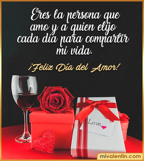 frases románticas para san Valentín