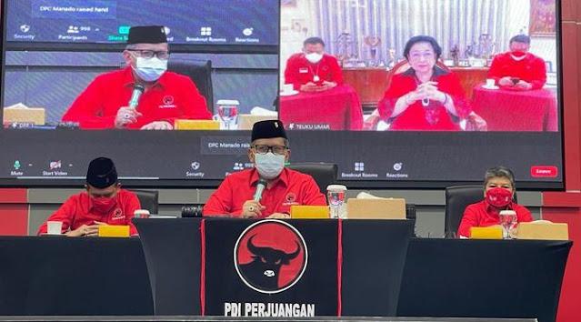 Jika Terbukti Megawati Sakit, Hasto Bisa Bernasib Seperti Habib Rizieq