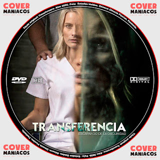 TRANSFERENCIA - TRANSFERENCE 2020 [COVER - DVD]
