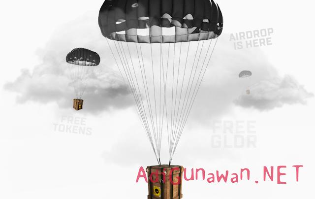 Airdrop Legit Token Golder War Field