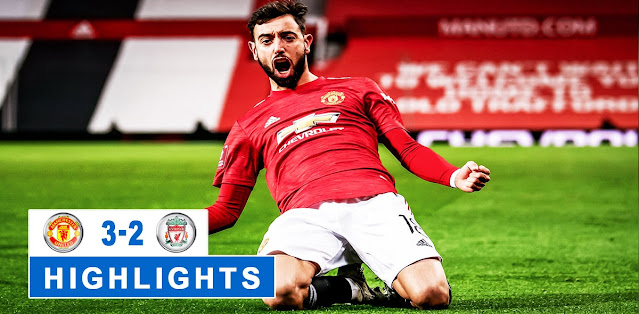 Manchester United vs Liverpool Highlights