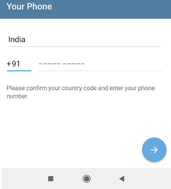 telegram-mobile