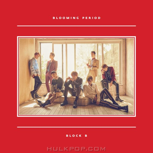 BLOCK B – Blooming Period – EP (ITUNES PLUS AAC M4A)