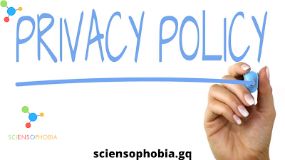 PRIVACY POLICY - Sciensophobia